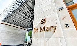 3904-65 St Mary Street, Toronto, ON, M5S 0A6
