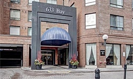 1016-633 Bay Street, Toronto, ON, M5G 2G4