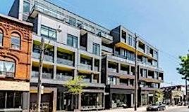 311-109 Ossington Avenue, Toronto, ON, M6J 0G1