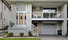 69 Northey Drive, Toronto, ON, M2L 2S8