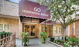 433-60 Homewood Avenue, Toronto, ON, M4Y 2X4