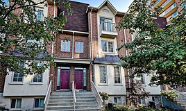 Th-C-1 Clairtrell Road, Toronto, ON, M2N 7H6
