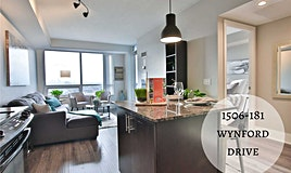 1506-181 Wynford Drive, Toronto, ON, M3C 0C6