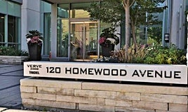 2806-120 Homewood Avenue, Toronto, ON, M4Y 1J3