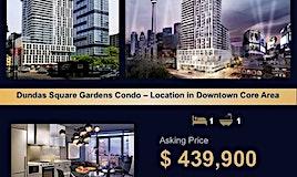 835-200 E Dundas Street, Toronto, ON, M5A 4R6