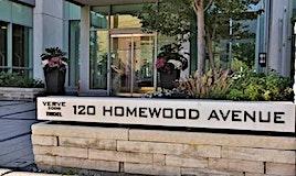 2806-120 Homewood Avenue, Toronto, ON, M4Y 1J3