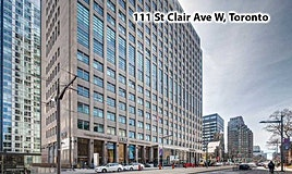 610-111 W St Clair Avenue, Toronto, ON, M4V 1N5