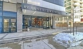 2706-89 Dunfield Avenue, Toronto, ON, M4S 0A4