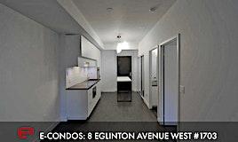 1703-8 E Eglinton Avenue, Toronto, ON, M4P 0C1