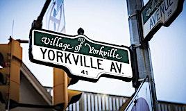 3013-155 Yorkville Avenue, Toronto, ON, M5R 1C4
