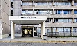 2203-10 Sunny Glen Way, Toronto, ON, M3C 2Z3