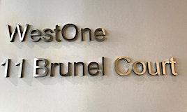 2316-11 Brunel Court, Toronto, ON, M5V 3Y3