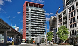 526-50 Bruyeres Mews, Toronto, ON, M5V 0H8