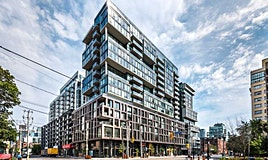 1115-111 Bathurst Street, Toronto, ON, M5V 2R1