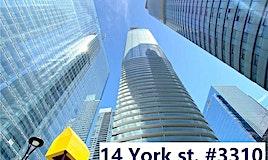 3110-14 York Street, Toronto, ON, M5J 0B1
