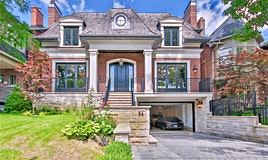 84 Glencairn Avenue, Toronto, ON, M4R 1M8
