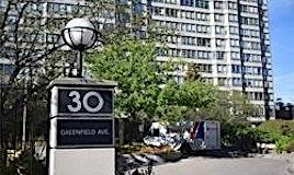 1801-30 Greenfield Avenue, Toronto, ON, M2N 6N3