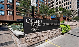 1502-62 Wellesley Street, Toronto, ON, M5S 2X3
