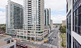 612-501 St Clair Avenue W, Toronto, ON, M5P 0A2