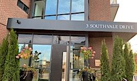 604-3 Southvale Drive, Toronto, ON, M4G 1G1