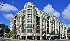 202-650 Mount Pleasant Road, Toronto, ON, M4S 2N1