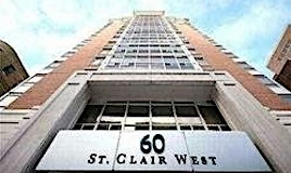 203-60 St Clair Avenue W, Toronto, ON, M4V 1M7