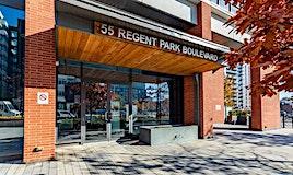 2207-55 Regent Park Boulevard, Toronto, ON, M5A 0C2