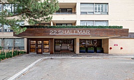 805-22 Shallmar Boulevard, Toronto, ON, M5N 2Z8