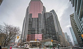 Ph07-1001 Bay Street, Toronto, ON, M5S 3A6
