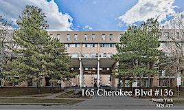 136-165 Cherokee Boulevard, Toronto, ON, M2J 4T7