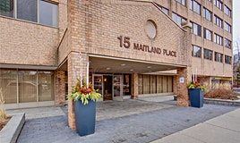 407-15 Maitland Place, Toronto, ON, M4Y 2X3