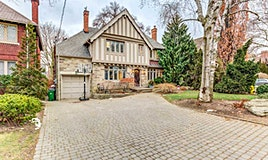 10 Browside Avenue, Toronto, ON, M5P 2V1
