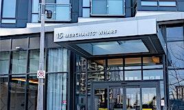 812-15 Merchants' Wharf, Toronto, ON, M5A 0N8