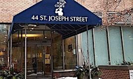 2501-44 St Joseph Street, Toronto, ON, M4Y 2W4