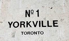 3005-1 Yorkville Avenue, Toronto, ON, M4W 1L1