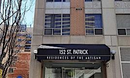 1008-152 St Patrick Street, Toronto, ON, M5T 3J9