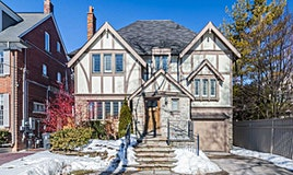 32 Elderwood Drive, Toronto, ON, M5P 1W7