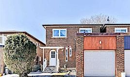 56 Muirhead Road, Toronto, ON, M2J 3W4