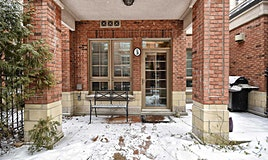 Th3-20 Burkebrook Place, Toronto, ON, M4G 0A1