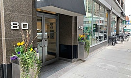 204-80 Cumberland Street S, Toronto, ON, M5R 3V1