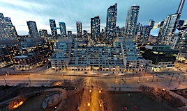 806W-480 Queens Quay W, Toronto, ON, M5V 2Y5