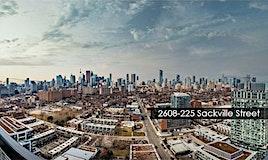 2608-225 Sackville Street, Toronto, ON, M5A 3H1