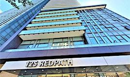 2512-125 Redpath Avenue, Toronto, ON, M4S 0B5
