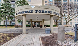 1816-5 Parkway Forest Drive, Toronto, ON, M2J 1L2