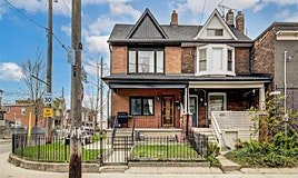 451 1/2 Brock Avenue, Toronto, ON, M6H 3N7