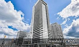 2907-2 Anndale Drive, Toronto, ON, M2N 2W8