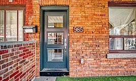 985 Dundas Street W, Toronto, ON, M6J 1W4