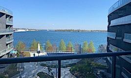 509-1 Edgewater Drive, Toronto, ON, M5A 0L1