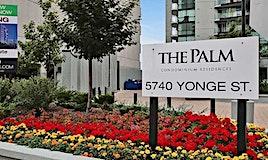 2101-5740 Yonge Street, Toronto, ON, M2M 0B1