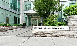 524-120 Homewood Avenue, Toronto, ON, M4Y 2J3